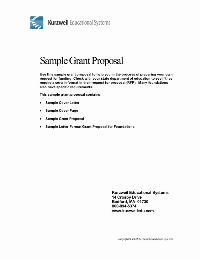 Request for Funds Letter Inspirational Proof Resources Grant1