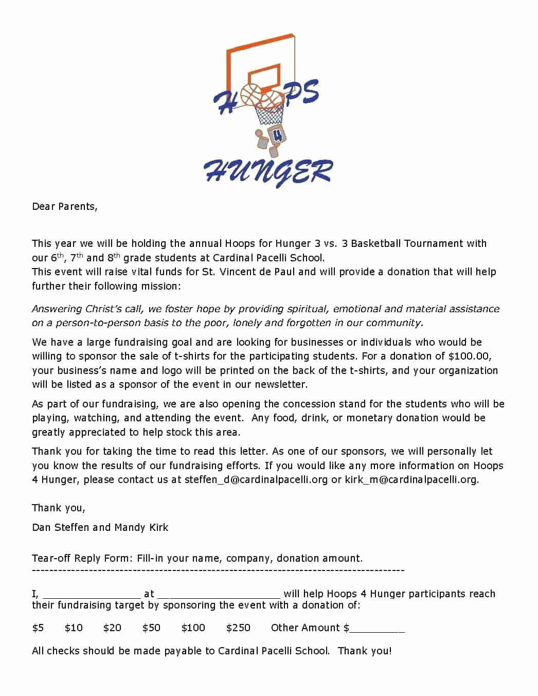 Request for Funds Letter Lovely Sample Letter Requesting Personal Sponsorship Contoh 36