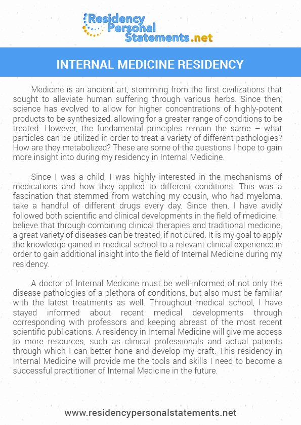 Residency Letter Of Recommendation New Sample Letter Of Re Mendation for Residency