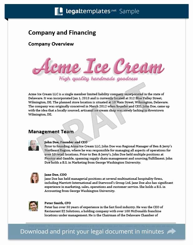 Restaurant Business Plan Template Word Awesome Business Plan Template Create A Free Business Plan