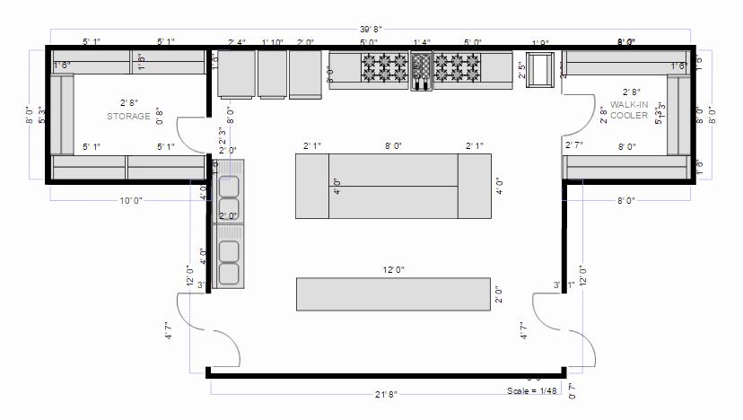 Restaurant Floor Plan Template Inspirational Restaurant Floor Plan Maker