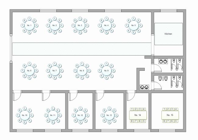 Restaurant Floor Plan Template Inspirational Seat Plan