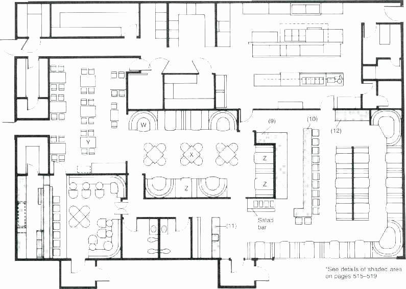 Restaurant Floor Plan Template Unique Restaurant Table Layout Templates