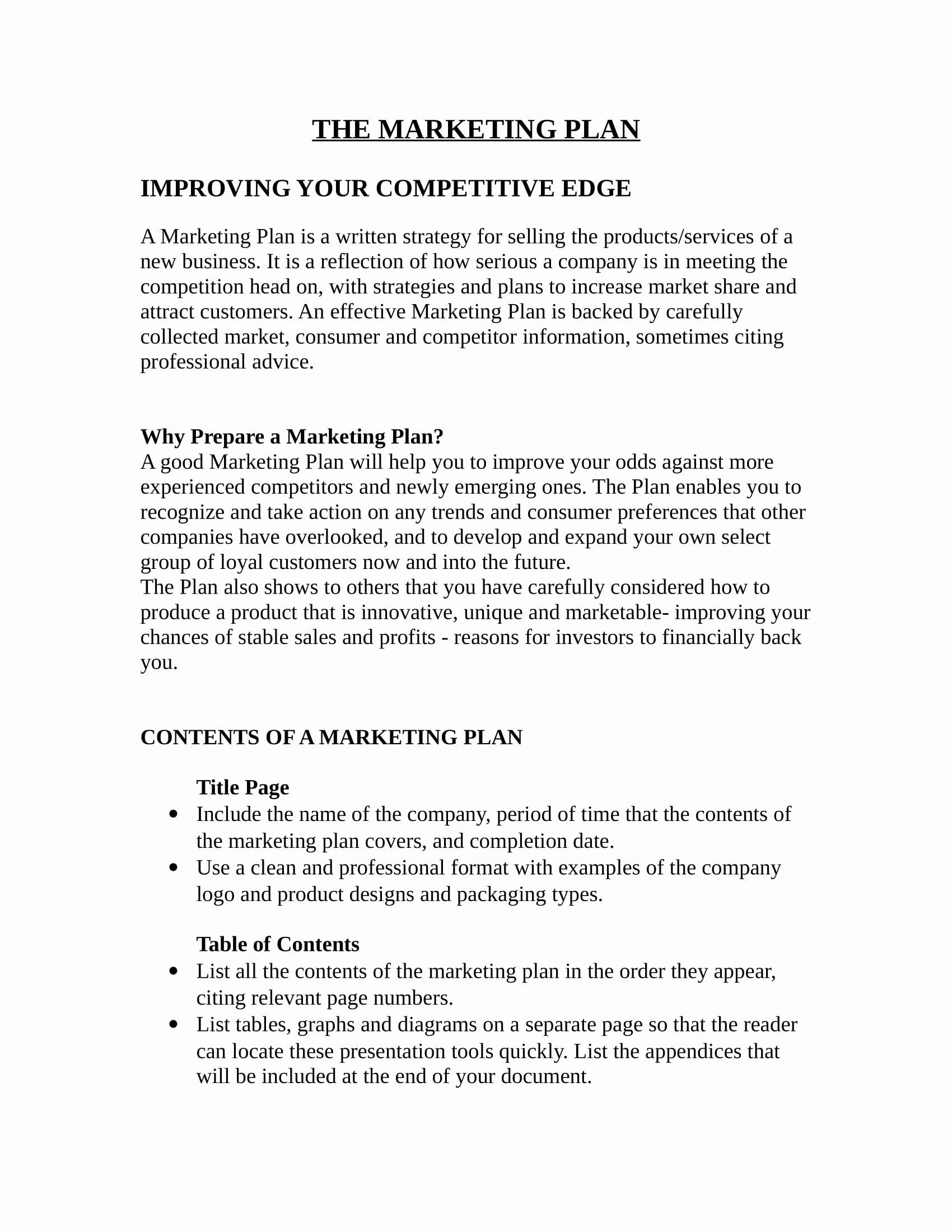 Restaurant Marketing Plan Template Elegant 5 Sample Restaurant Marketing forms Pdf Doc