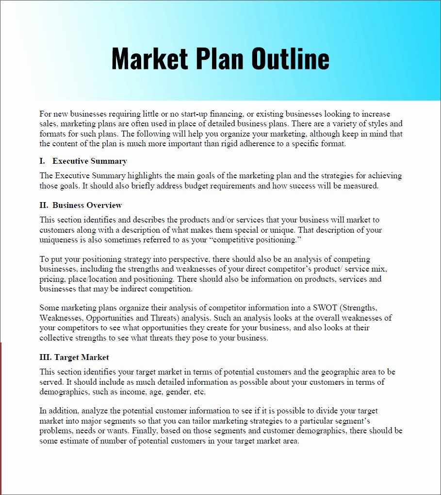 Restaurant Marketing Plan Template Fresh 32 Free Marketing Strategy Planning Template Pdf Ppt