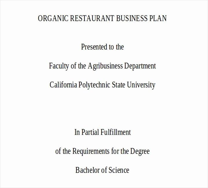 Restaurant Marketing Plan Template Fresh How to Market A Restaurant