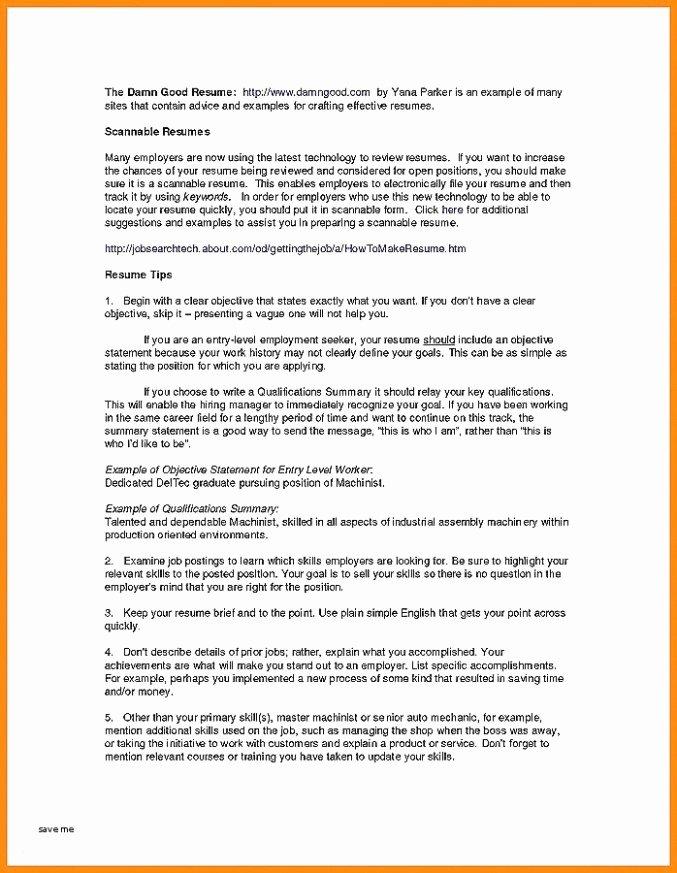 Resume for Letter Of Recommendation Best Of Letter Re Mendation Resume
