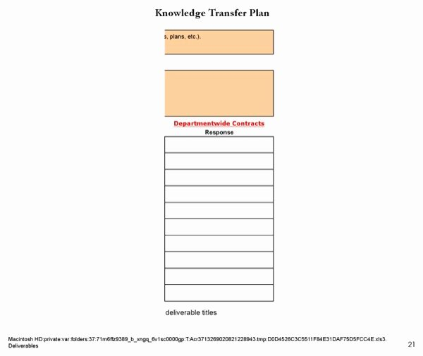Role Transition Plan Template Fresh Download Role Transition Plan for Free