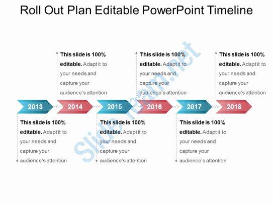 Roll Out Plan Template New Style Essentials 1 Roadmap 6 Piece Powerpoint