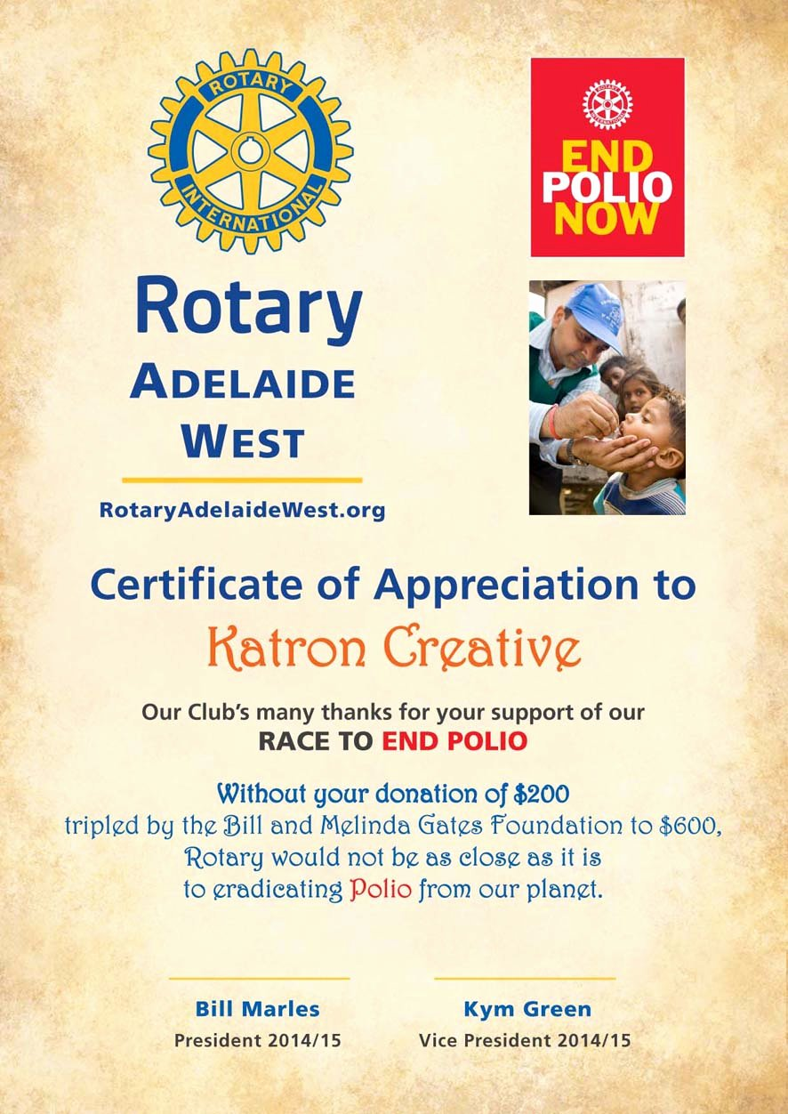 Rotary Certificate Of Appreciation Template Best Of Sample Certificate Of Appreciation to Recognise Your
