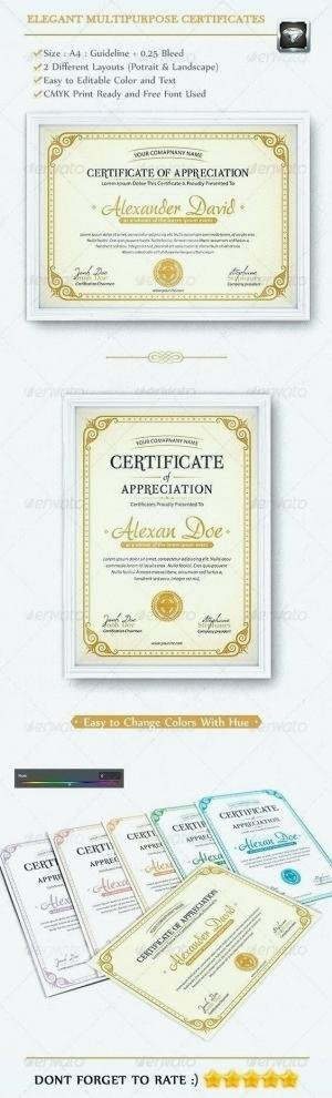 Rotary Certificate Of Appreciation Template New Free Template Certificate Appreciation Filename Rotary
