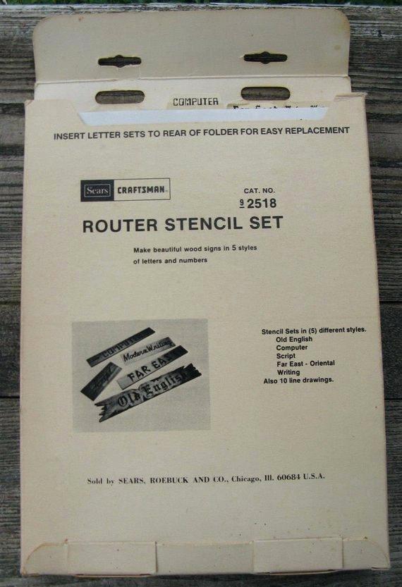 Router Letter Templates Lowes Unique Router Stencils Kit – Korisnisavjeti24fo