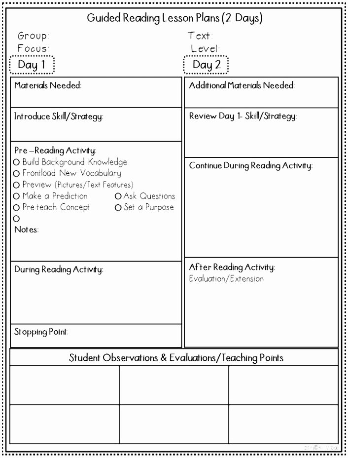 Rti Lesson Plan Template Awesome 7 Reading Intervention Plan Template Utpoe