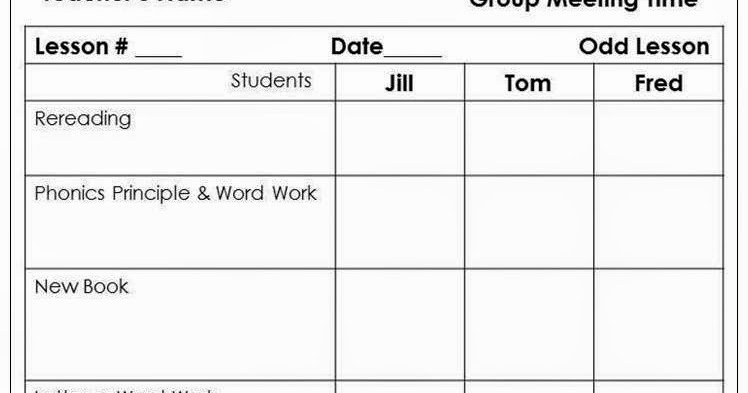 Rti Lesson Plan Template Best Of Tips & Ideas From Anne Gardner Planning for Rti Groups In