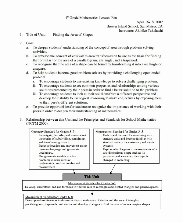 Rti Lesson Plan Template Inspirational Rti Math Lesson Plan Template – Useful Sample Lesson Plan