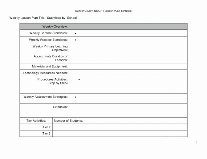cps lesson plan template