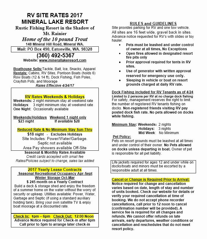 Rv Lease Purchase Agreement Luxury Rv Rates