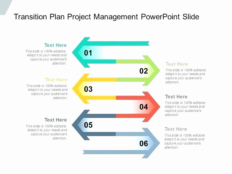 Sales Account Plan Template New Free Transition Plan Template