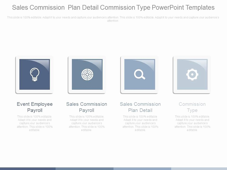 Sales Commission Plan Template Fresh Sales Mission Plan Detail Mission Type Powerpoint