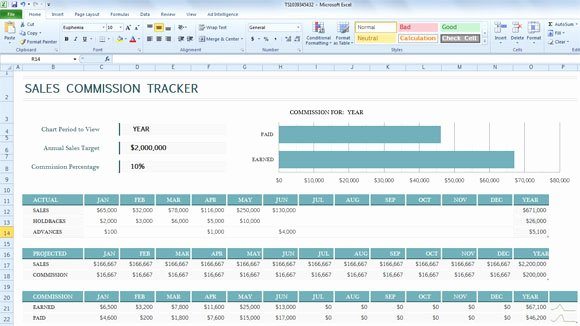 Sales Compensation Plan Template Excel Beautiful Sales Mission Tracker Template for Excel 2013