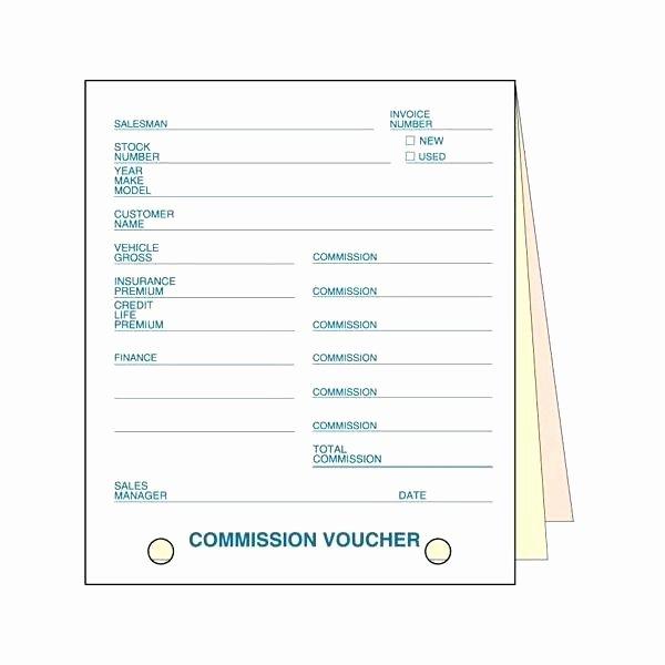 Sales Compensation Plan Template Fresh Sales Mission form Template