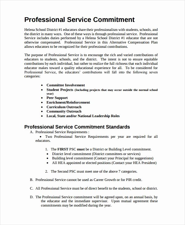 Sales Compensation Plan Template New Pensation Plan Template 8 Free Word Document