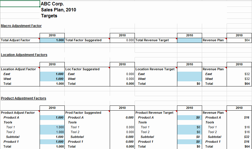 Sales Plan Template Excel Beautiful 3 Daily Sales Action Plan Template Excel