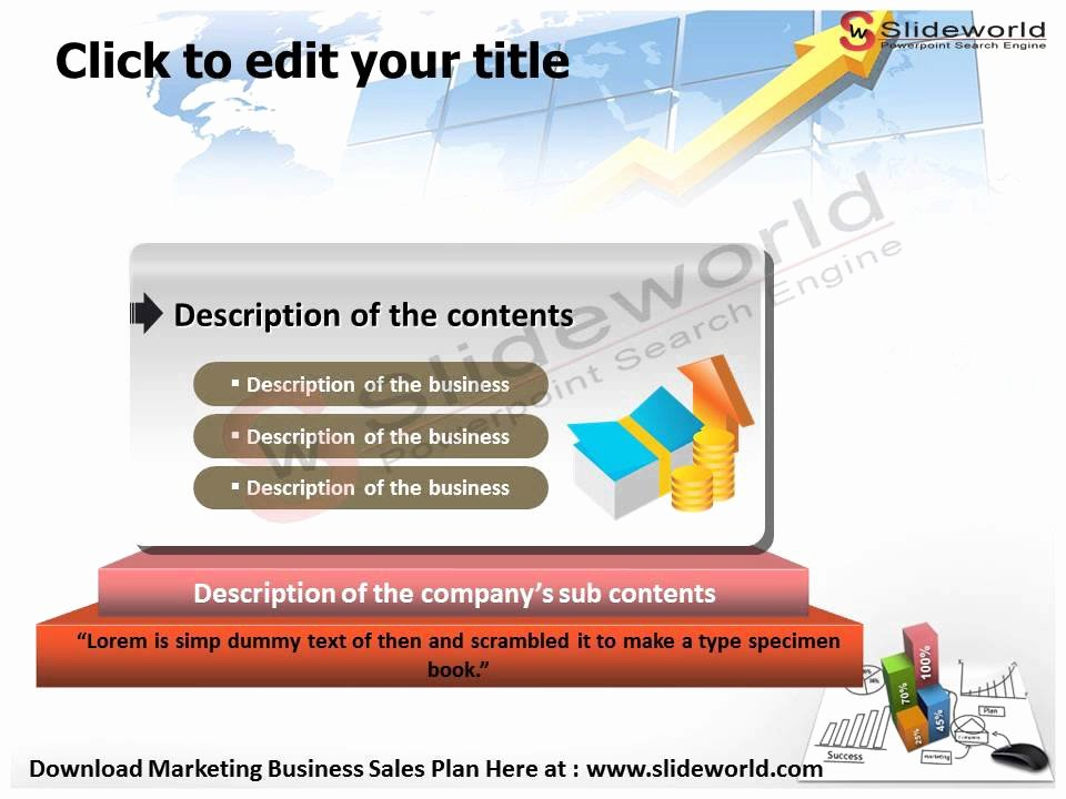 Sales Plan Template Ppt Beautiful Marketing Business Sales Plan Powerpoint Presentation