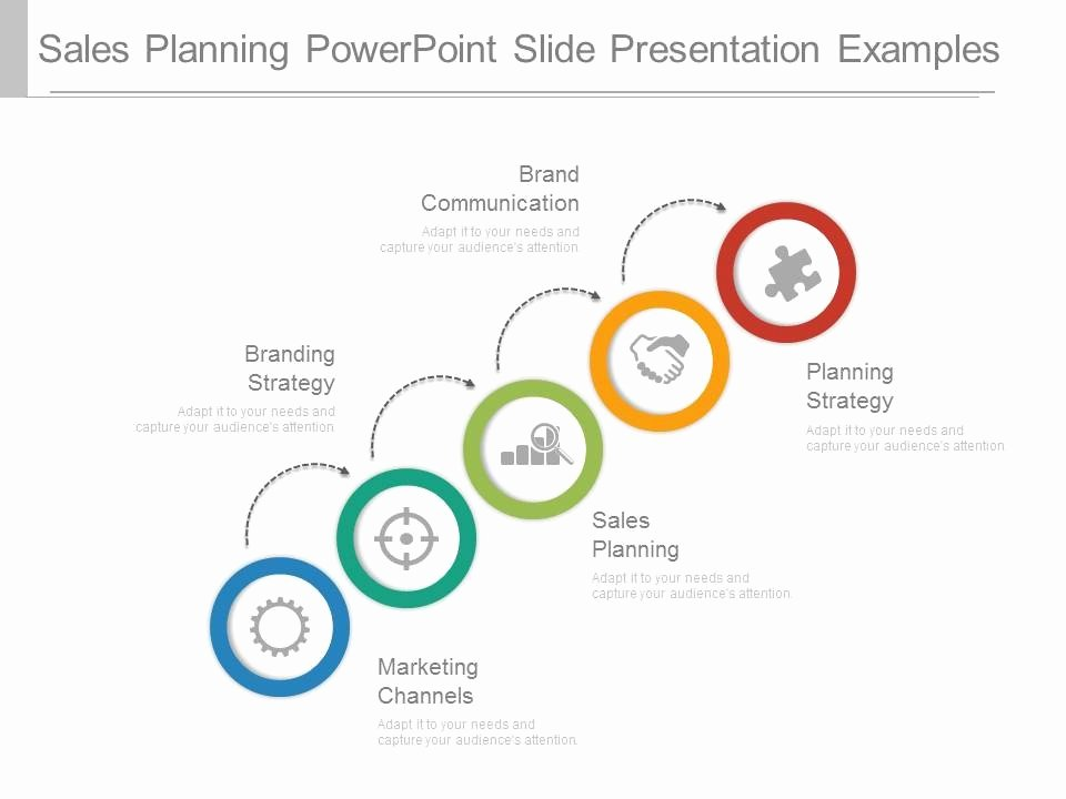 Sales Plan Template Ppt Best Of Sales Planning Powerpoint Slide Presentation Examples