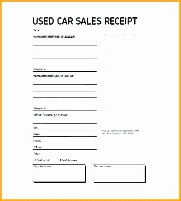 Sales Receipt Template Excel Fresh Cash Sales Receipt Work Cash Sales Receipt Template Excel