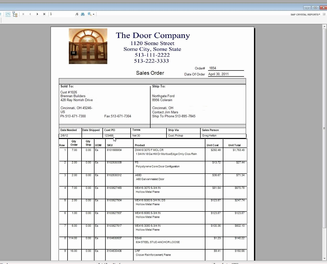 Sales Receipt Vs Invoice Elegant Sales order Vs Invoice
