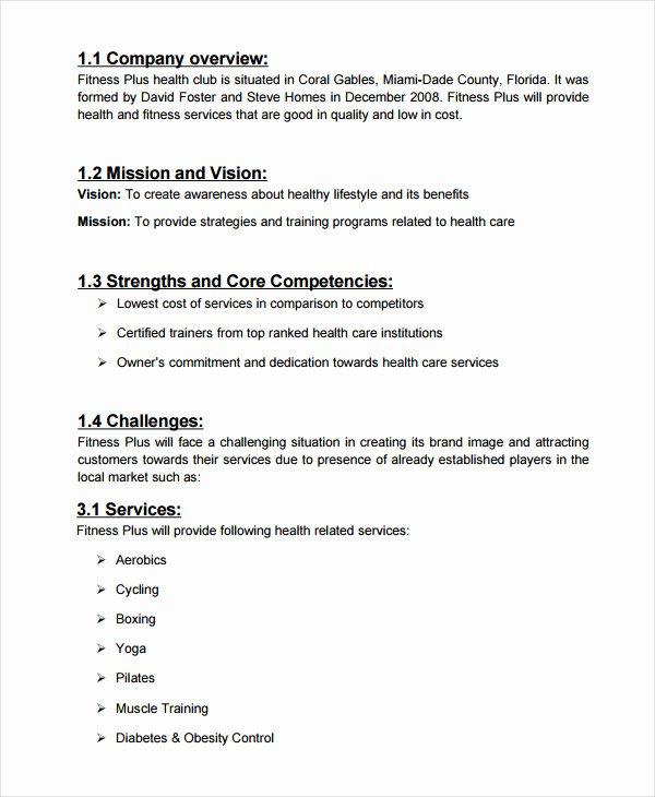 Salon Business Plan Template Inspirational 11 Spa & Salon Business Plan Templates Pdf Google