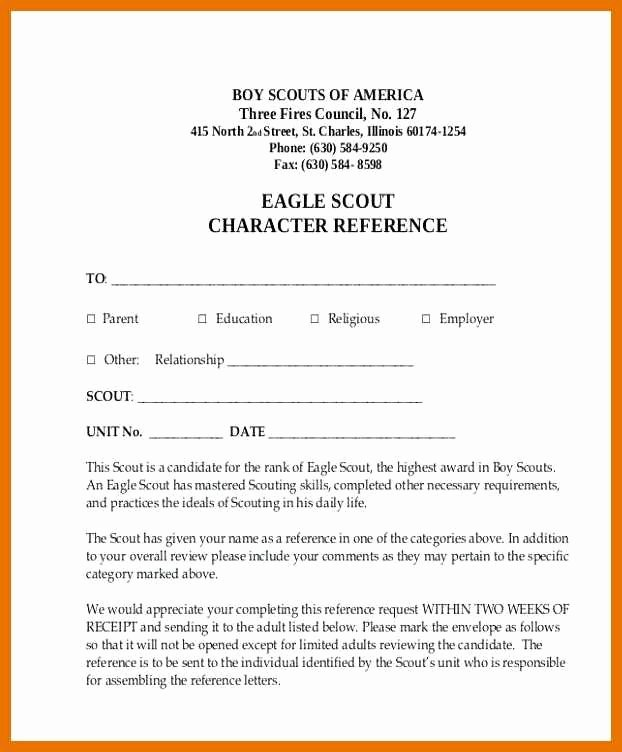Sample Eagle Scout Recommendation Letter Best Of 8 9 Eagle Scout Re Mendation Letters
