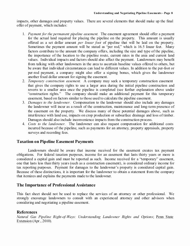 Sample Easement Agreement Fresh assignment Of Payment Easement Behavioressays X Fc2