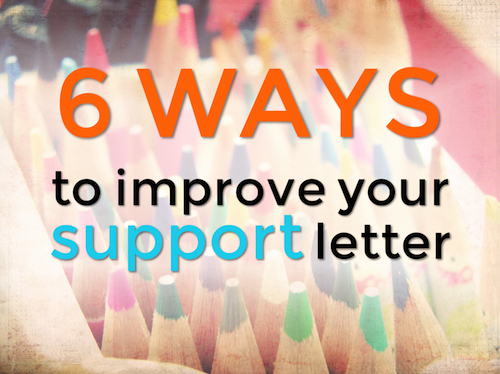Sample Fundraising Letter for Mission Trip Awesome 6 Ways to Improve Your Mission Trip Support Letter