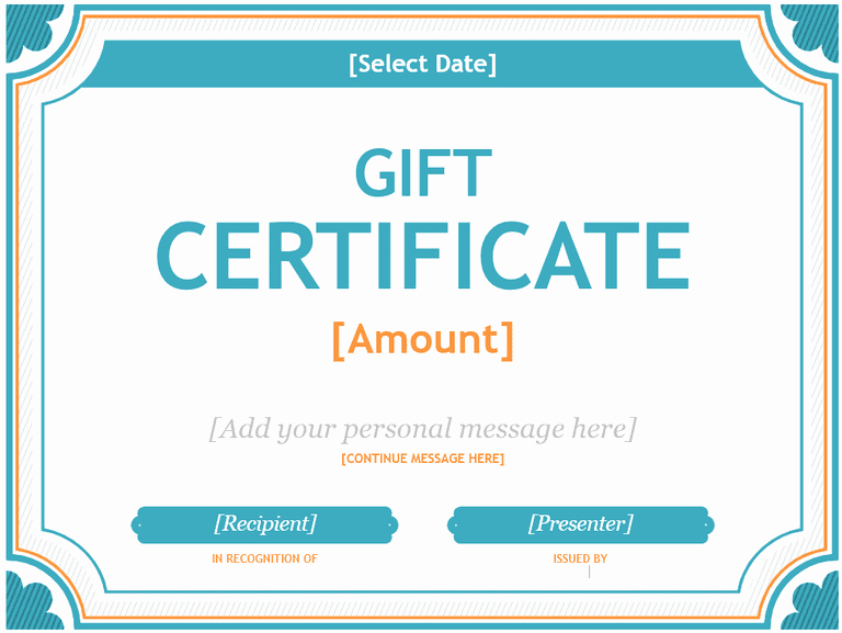 Sample Gift Certificate Wording Lovely 173 Free Gift Certificate Templates You Can Customize