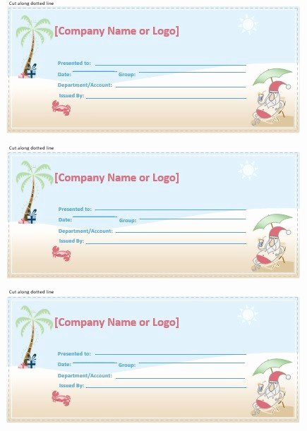 Sample Gift Certificate Wording New 9 Free Sample tourism Gift Certificate Templates