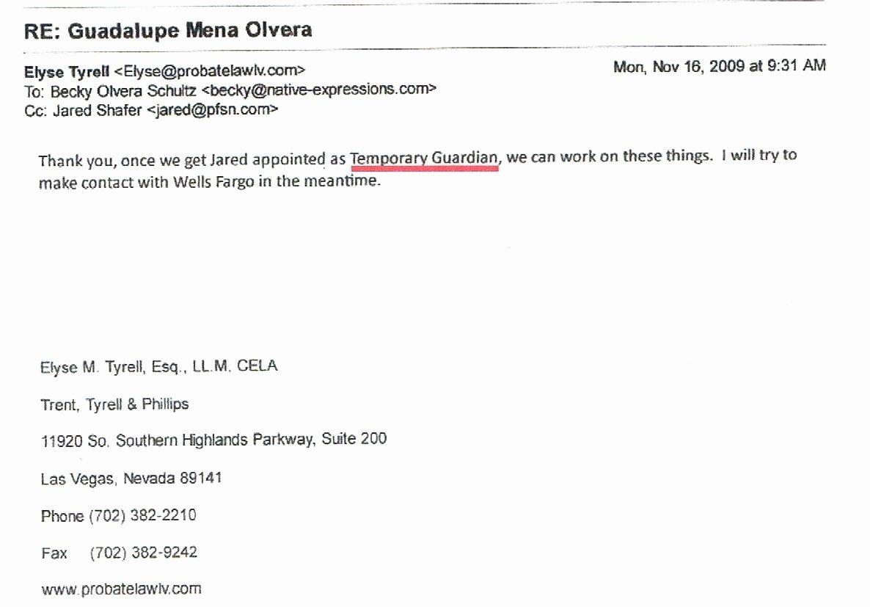 Sample Guardianship Letter In Case Of Death Elegant Rick Porrello S Americanmafia Steve Miller