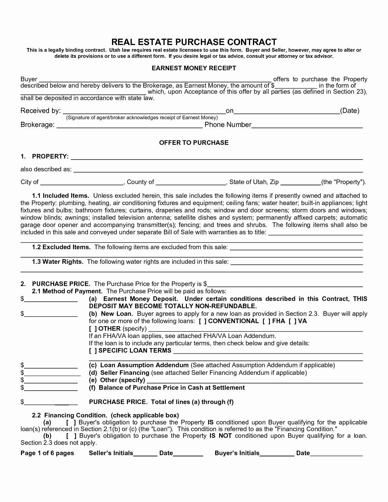Sample Home Buyout Agreement Best Of Real Estate Purchase Agreement form Sample Image Gallery