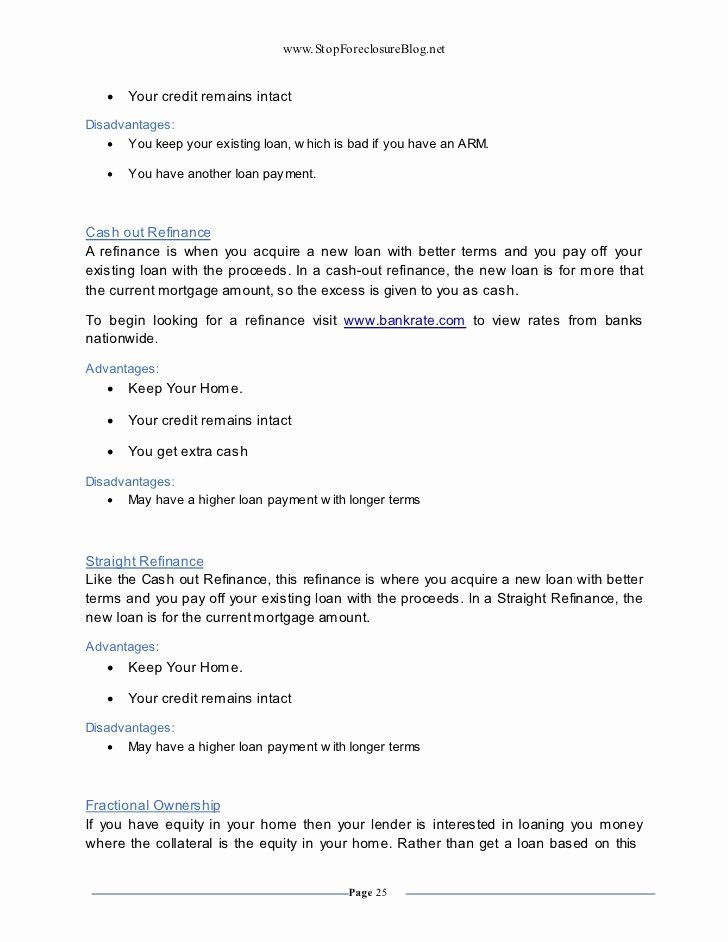 Sample Letter Of Explanation for Cash Out Refinance Luxury 24 Cash Out Refinance Letter Explanation Template