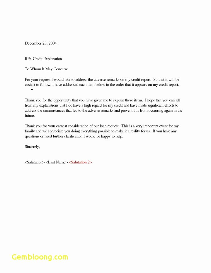 Sample Letter Of Explanation for Mortgage Refinance Lovely 31 Cash Out Refinance Letter Explanation Template