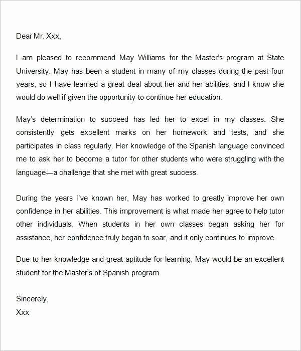 Sample Letter Of Recommendation Request Awesome Sample Request for Letter Re Mendation for Graduate