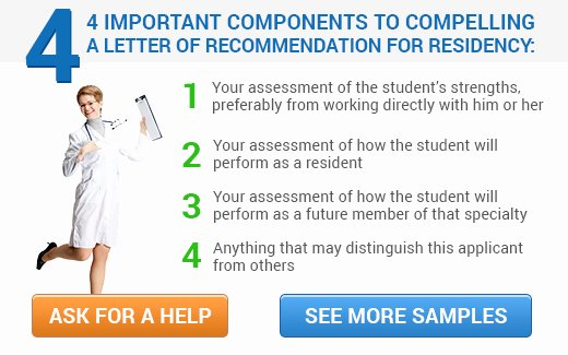 Sample Letter Of Recommendation Residency Beautiful Sample Letter Of Re Mendation for Residency