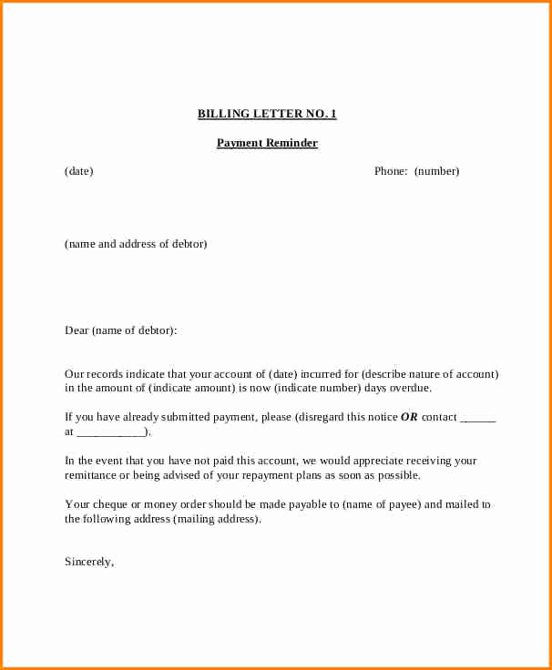 Sample Lottery Pool Agreement New 9 Friendly Payment Reminder Letter