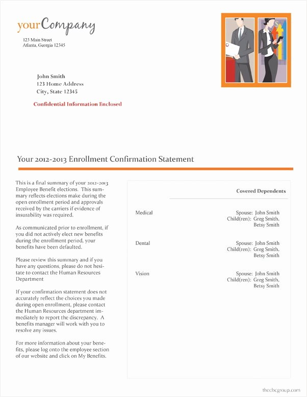 Sample Open Enrollment Letter to Employees Beautiful 10 Best Of Employee Benefit Enrollment Notice