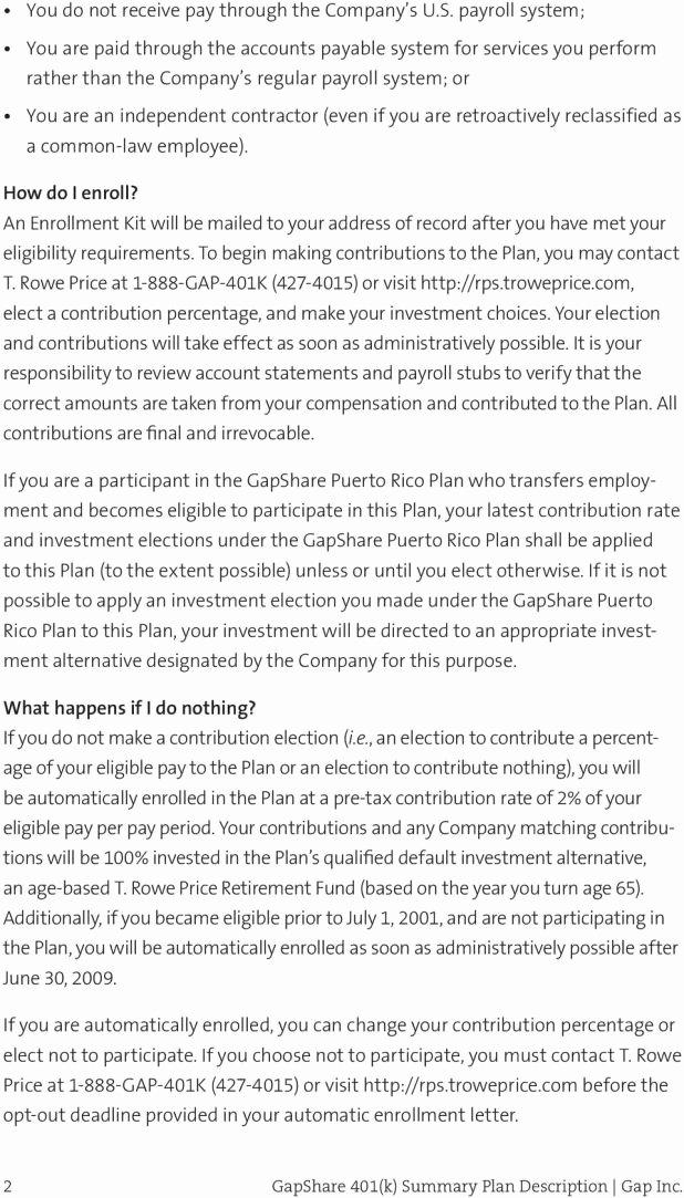 Sample Open Enrollment Letters Beautiful 401k Enrollment Letter