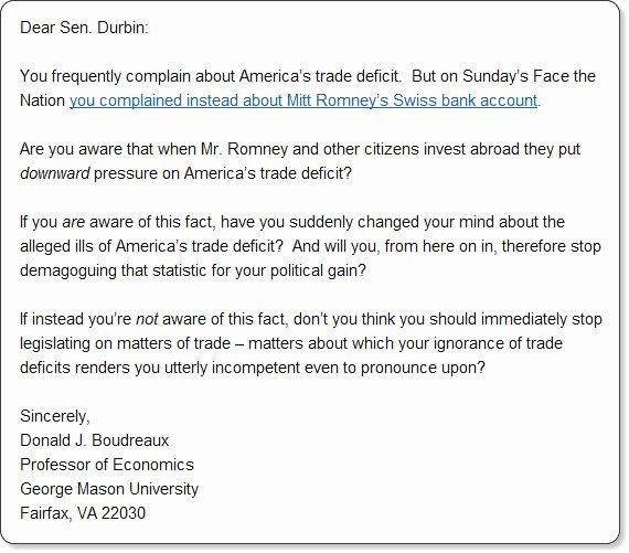 Sample Open Enrollment Letters New Open Letter to A Politician – Eppsnet