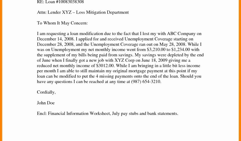 Sample Payment Shock Letter Fresh Letter for Medical Bills Save Sample Hardship by