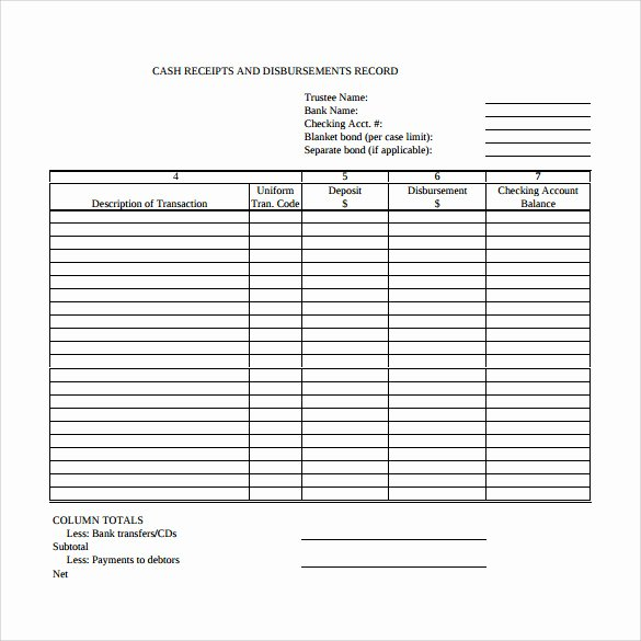 Sample Receipt for Cash Payment Fresh Sample Cash Receipt Template 30 Free Documents In Pdf Word