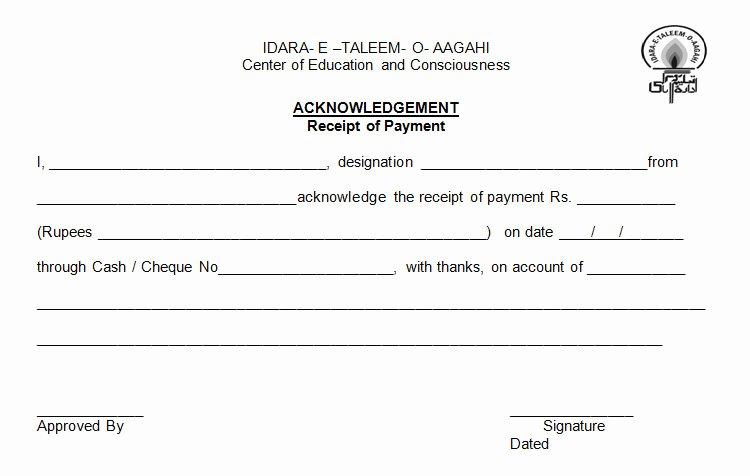 Sample Receipt for Cash Payment Luxury 40 Payment Receipt Templates Doc Pdf